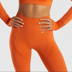 Gymshark flawless knit tight